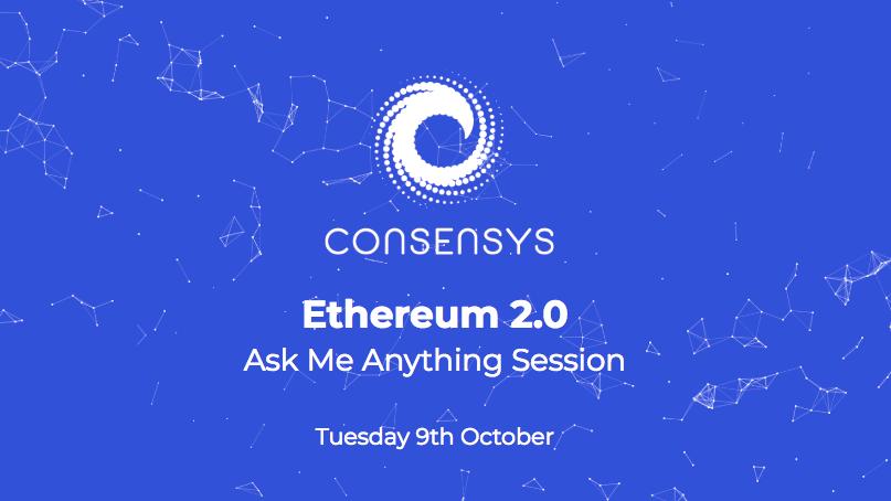 [Meetup] Ethereum 2.0, évolution ou révolution – 9 octobre à Paris