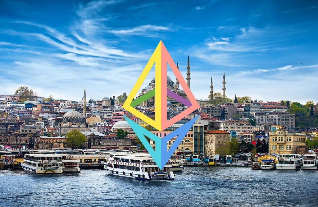 Ethereum à Istanbul